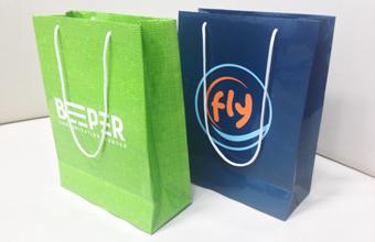Имиджевые подарочные фирменные пакеты