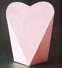 упаковка креативная сердце