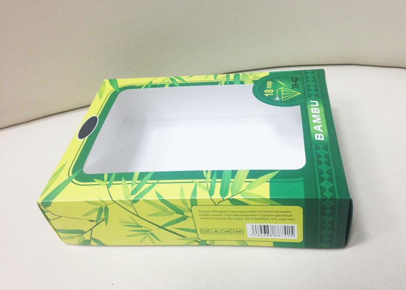 Упаковка картонная в Киеве