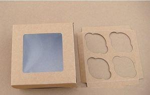 Упаковка из крафт-картона