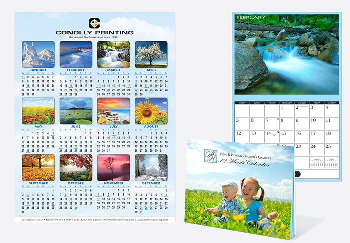 Photography Calendar Printing : Календари с фото