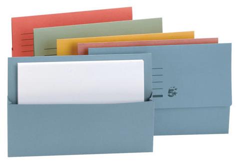 Как выбрать картонную папку