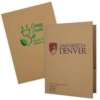 Картонні папки для паперів