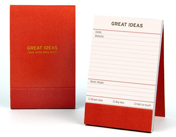 Ідеї для блокнота