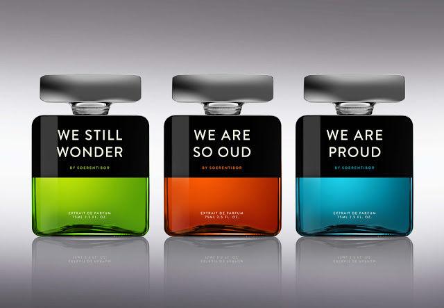 Етикетки для парфумерії