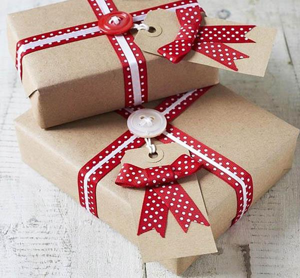 Бирки на подарки