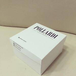 Картонная коробка Pollardi